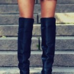 Botas Over the Knee: como usar?