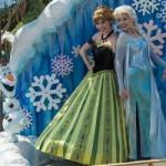 Parque da Disney ganhará atração inspirada no filme Frozen