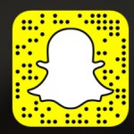 A febre do Snapchat