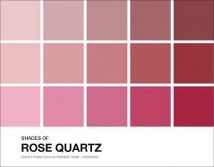 rose quartz tendencia