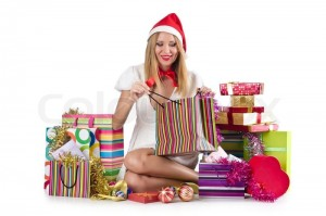 5406467-happy-woman-after-christmas-shopping