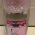 Testei: Água Micelar Solução de Limpeza 5 em 1 – L'Oréal Paris
