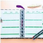 Daily planners: a febre do momento
