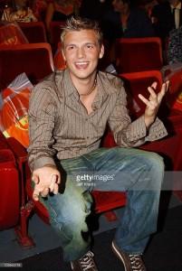 Olha o Nick no auge da beleza, com 22 anos, também conhecido como meu marido