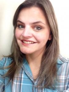 Meu cabelo após o uso da máscara: cor natural e aparência saudável