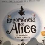 Experiência Alice: como é a exposição?