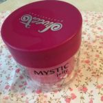 Testei: Máscara Mystic Jelly – Sweet Hair Professional