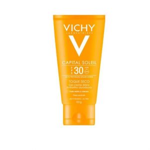 Protetor solar Capital Soleil FPS 30, da Vichy