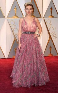 Scarlett Johansson - Alaia