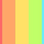 Como usar cores cítricas no verão?