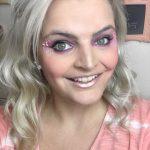 Maquiagem de Carnaval | Tutorial de make inspirado em flamingo