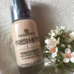 Testei: Base Líquida Fresh & Fit – Essence