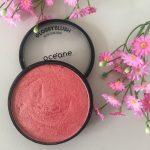 Testei: Glossy Blush Rose Gold – Océane