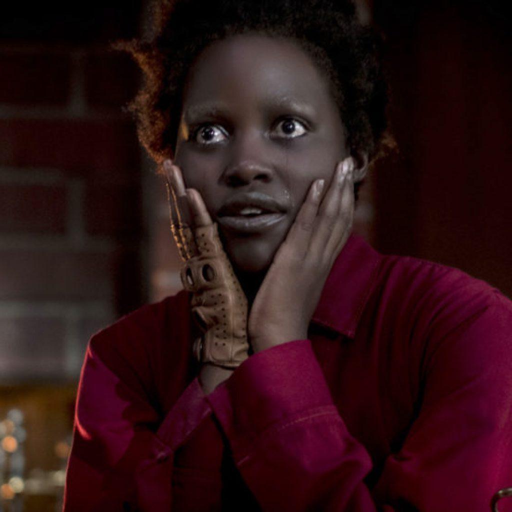 A foto mostra uma cena do filme Nós, que está entre os melhores filmes de 2019