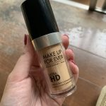 Ultra HD: testei a base da Make Up For Ever