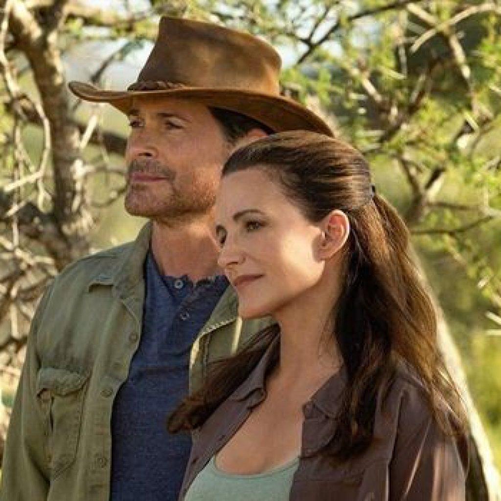 A foto mostra o filme O Resgate do Coração, um dos filmes românticos do post