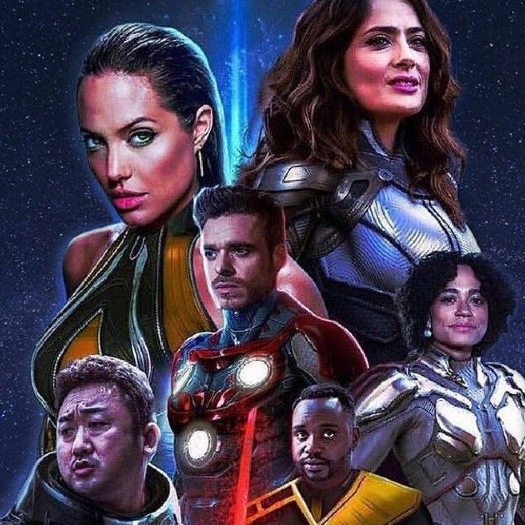 Os Eternos, um dos filmes mais aguardados de 2021