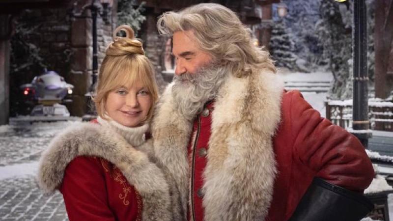 A foto mostra uma imagem de Crônicas de Natal parte 2, um dos filmes de Natal da Netflix para 2020