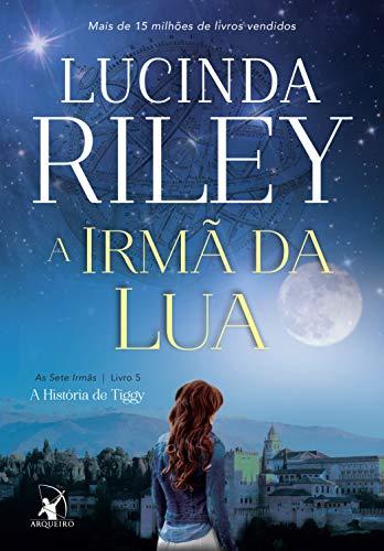 Capa do livro A Irmã da Lua