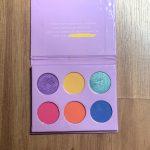 Seja sua melhor versão: paleta de sombras da Vizzela
