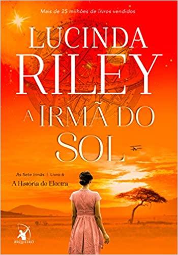 A foto mostra a capa do livro A Irmã do Sol