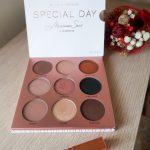Special Day: paleta de sombras da Mari Saad